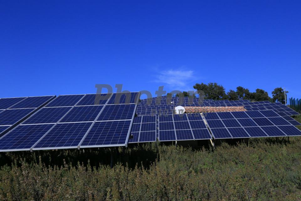 Solarparken