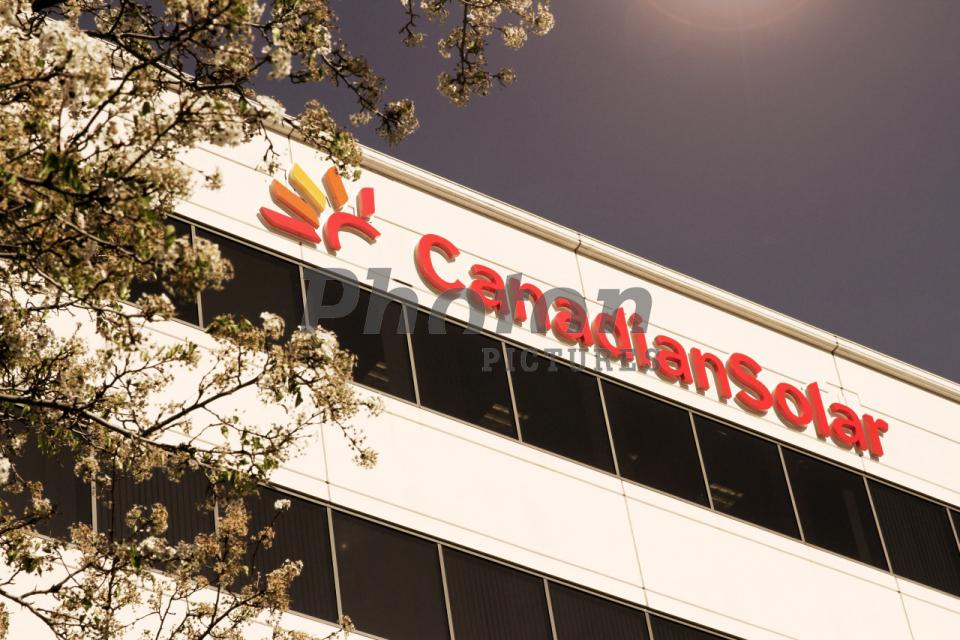Canadian Solar achieved commercial operation of 15 MW third